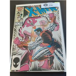 Marvel Comics The Uncanny X-Men #209