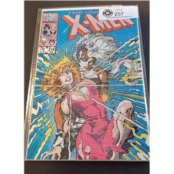 Marvel Comics The Uncanny X-Men #214