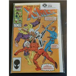 Marvel Comics The Uncanny X-Men #215