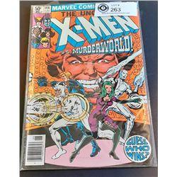Marvel Comics The Uncanny X-Men VS Murderworld #146