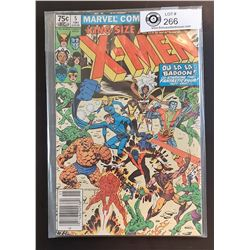 Marvel Comics King Sized Annual X-Men Rogue #5