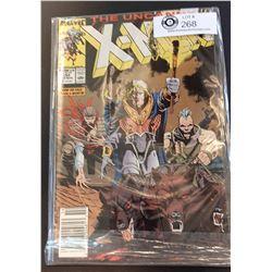 Marvel Comics The Uncanny X-Men #252