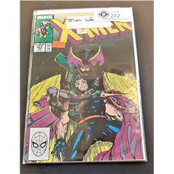 Marvel Comics The Uncanny X-Men #257