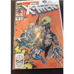 Marvel Comics The Uncanny X-Men #258