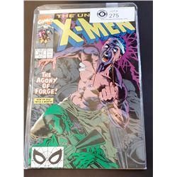 Marvel Comics The Uncanny X-Men #263