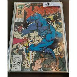 Marvel Comics The Uncanny X-Men #264