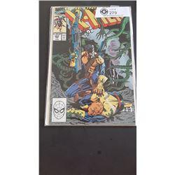 Marvel Comics The Uncanny X-Men #262