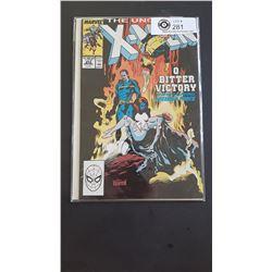 Marvel Comics The Uncanny X-Men #255