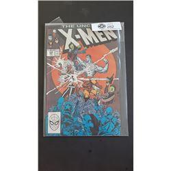 Marvel Comics The Uncanny X-Men #229