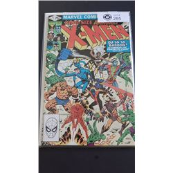 Marvel Comics King Sized Annual X-Men #5