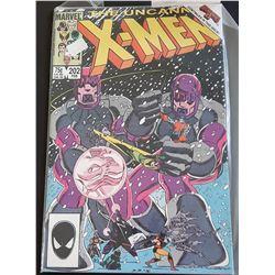 Marvel Comics The Uncanny X-Men #202