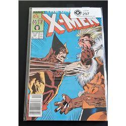 Marvel Comics The Uncanny X-Men #222