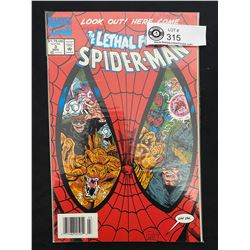 Marvel Comics The Lethal Foes of Spiderman #3