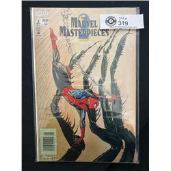 Marvel Comics The Marvel Masterpieces #1