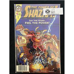 DC The Power of Shazam #1