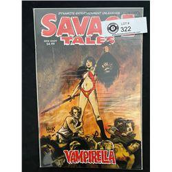 Dynamite Entertainment Savage Tales