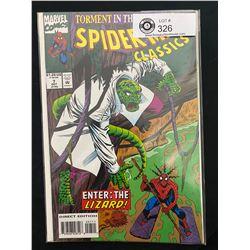 Marvel Comics Torment In The Swamp Spiderman Classics #7
