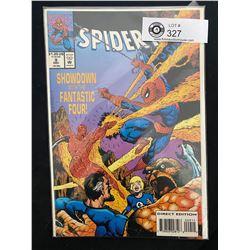 Marvel Comics Spiderman Classics Showdown With The Fantastic Four #9Marvel Comics Spiderman Classics