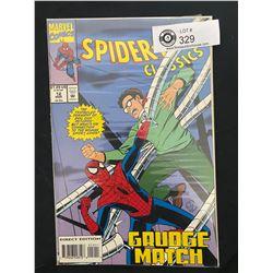 Marvel Comics Spiderman Classics Gauoge Match #12