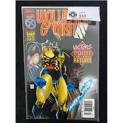 Marvel Comics Wolverine Gamrit Victims Point Of No Return #4