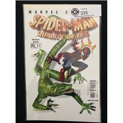 Marvel Comics Spiderman Quality Of Life 1 of 4