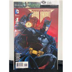 DC Comics Legends Of The Dark Knight #1