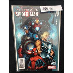 Marvel Comics Ultimate Spiderman #70