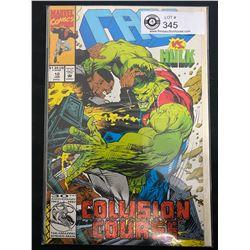 Marvel Comics Cage V.S Hulk #10