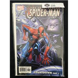 Marvel Comics The Spectacular Spiderman Countdown Part 1 #6
