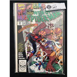 Marvel Comics Web Of Spiderman #64