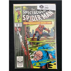 Marvel Comics The Spectacular Spiderman The Arranger Must Die #165
