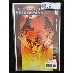 Marvel Comics Ultimate Spiderman #76