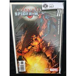 Marvel Comics Ultimate Spiderman #77