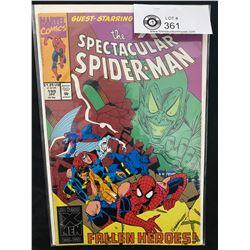 Marvel Comics The Spectacular Spiderman Fallen Heroes #199