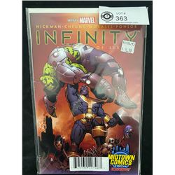 Marvel Comics Infinity Of Six