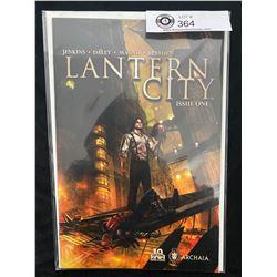Boom! Studios Lantern City Issue 1