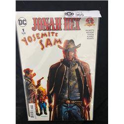 DC Comics Jonah Hex Yosemite Sam #1