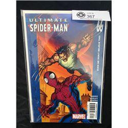 Marvel Comics Ultimate Spiderman #66
