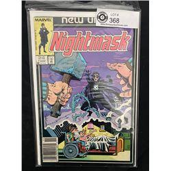 Marvel Comics Nightmask #1