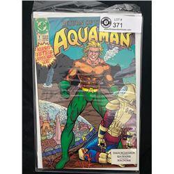 DC Comics Return Of The King! Aquaman #1
