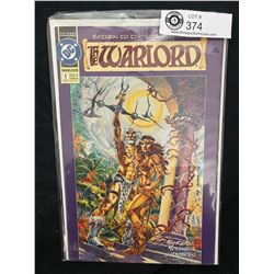 DC Comics The Warilord #1