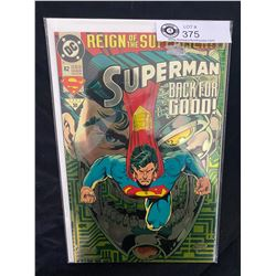 DC Comics Superman Back For Good #82