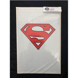 DC Comics The Adventures Of Superman #500