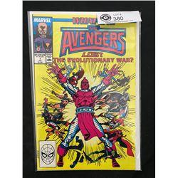 Marvel Comics The Avengers Lost The Evolutionary War? #1