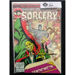 Red Circle Comics Chilling Adventures In Sorcery #4