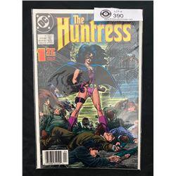 DC Comics The Huntress #1