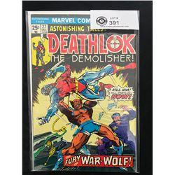 Marvel Comics Deathlok The Demolisher #27