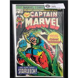 Marvel Comics Captain Marvel #40