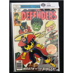 Marvel Comics The Defenders #51