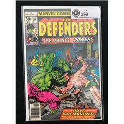 Marvel Comics The Defenders #52